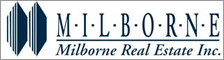 Milborne real estate logo