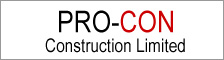 Pro-Con Construction Limited company