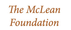 The McLean Foundation Logo