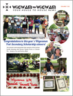 Wigwamen September 2016 newsletter