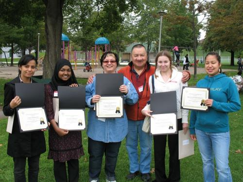 Wigwamen Scholarships 2010