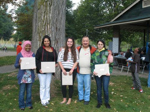 Wigwamen Scholarships 2011