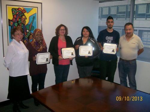 Wigwamen Scholarships 2013
