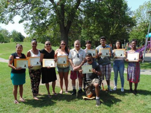 Wigwamen Scholarships 2015