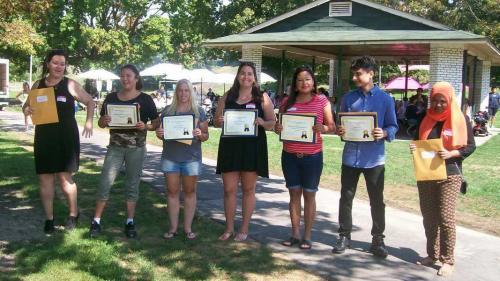 Wigwamen Scholarships 2016